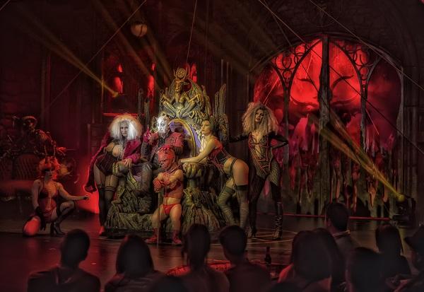 El Circo de los Horrores suspèn la seva gira per Mèxic per les crítiques de l'església catòlica