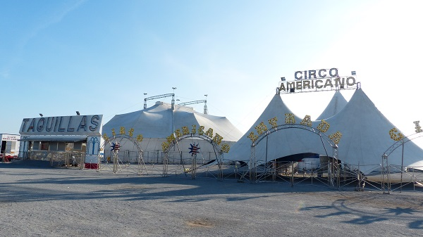 Primera gran sorpresa: El Circo Americano s'instal·larà a Montjuïc