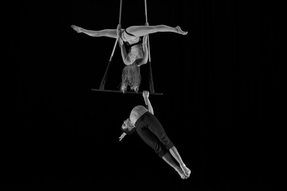 [41 Festival de Montecarlo] Duo Emotion, un bon exemple de circ contemporani