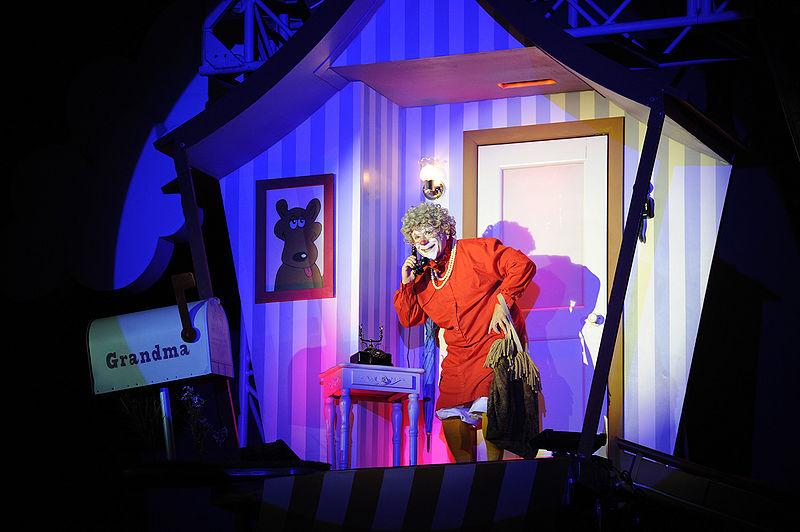 El famós pallasso dels EEUU Barry Lubin es retira d'un circ per un escàndol sexual