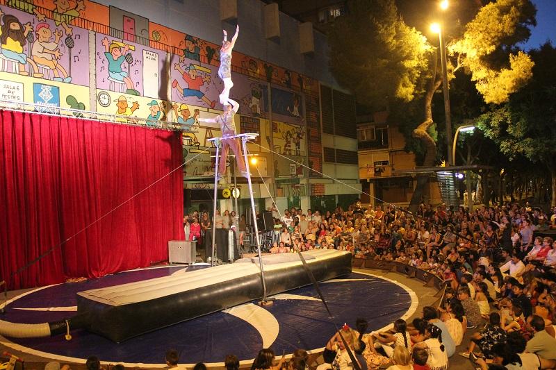 Una enquesta revela la precarietat dels artistes de circ a Catalunya i la falta de circuits
