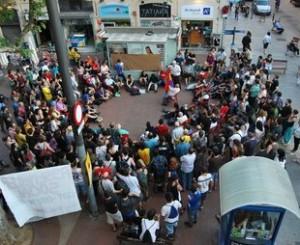 Barcelona: assemblea