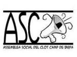 logo assemblea social clot i camp de l'arpa