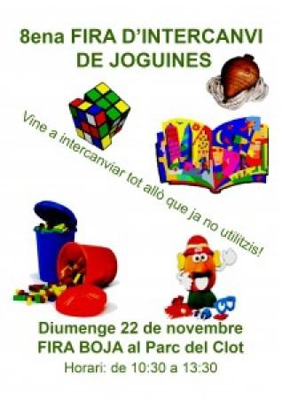 intercanvi de joguines 2015