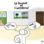 #cartoon : Le pouvoir de l'intention