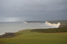 South Downs Coastal Chalk Cliffs