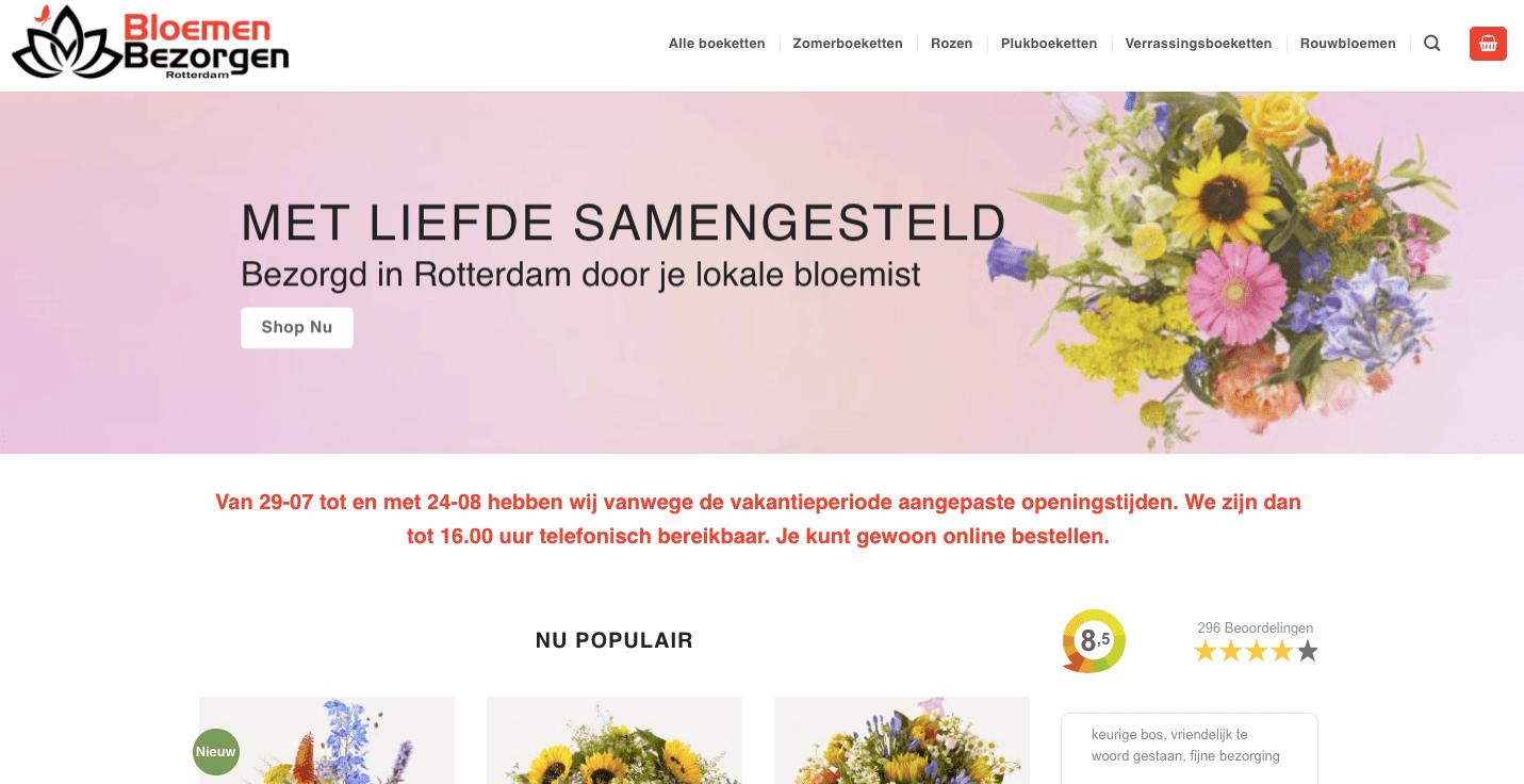 Bloemenbezorgenrotterdam.nl