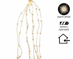 Micro Led verlichting Bundel 64 lampjes (batterij)