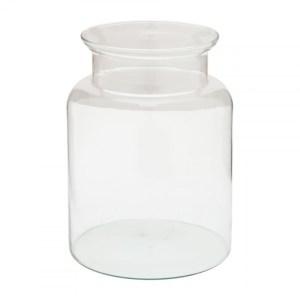 Glazen vaas - BloemenEnschede