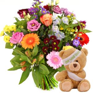 Beterschap bloemen bezorgen bestellen of bezorgen