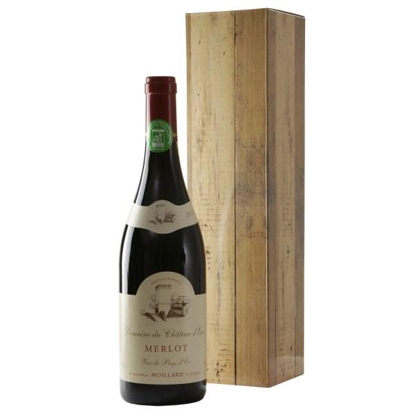 Biologische Franse rode wijn bestellen of bezorgen