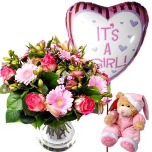 Cadeau geboorte dochter bestellen of bezorgen