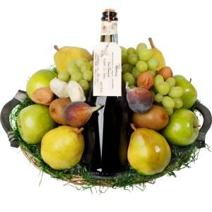 Fruitmand prosecco bestellen of bezorgen