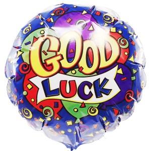 Good luck heliumballon bestellen of bezorgen