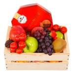 Grote kist fruit bezorgen bestellen of bezorgen