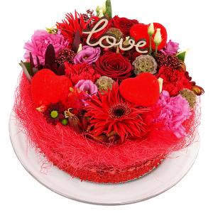 Love bloementaart bestellen of bezorgen