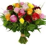 Moederdag mixed rozen bestellen of bezorgen