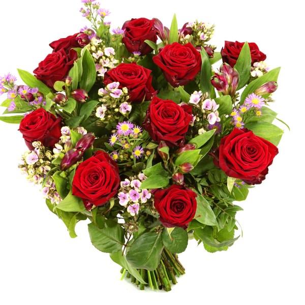 Rode moederdag rozen bezorgen bestellen of bezorgen