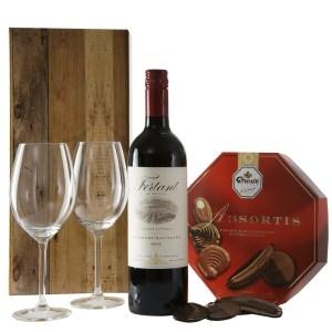 Rode wijn en
