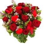 Verse rode rozen bestellen bestellen of bezorgen