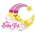 Baby Girl Moon Shape bestellen of bezorgen online