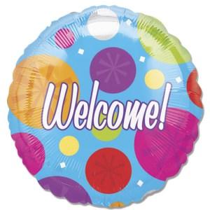 Colorful Welcome bestellen of bezorgen online