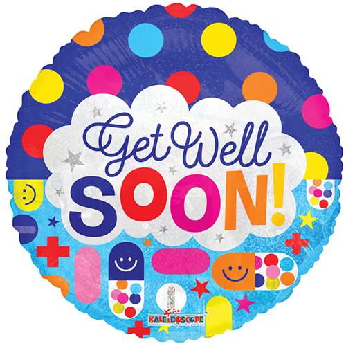 Get Well Soon Meds ballon bestellen of bezorgen online