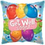 Get Well Soon ballon bestellen of bezorgen online