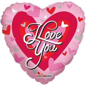 I love you rood-roze bestellen of bezorgen online