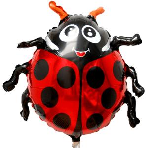 Lieveheersbeestje helium ballon bestellen of bezorgen online