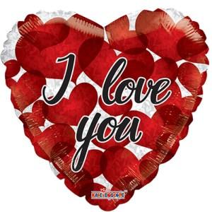 Many Red Hearts Jumbo bestellen of bezorgen online