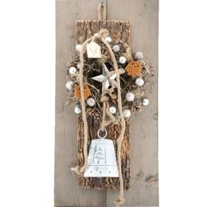 Natuurlijke deurdecoratie kerst bestellen of bezorgen online