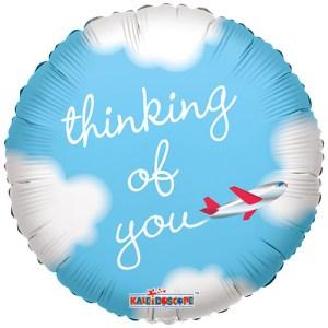 Thinking of you heliumballon bestellen of bezorgen online