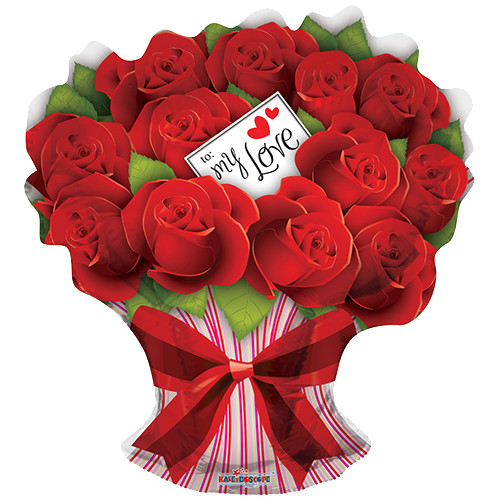 To My Love Rode Rozen bestellen of bezorgen online