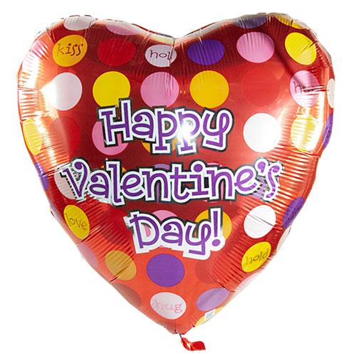 Valentijnsdag ballon 80cm! bestellen of bezorgen online