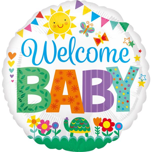 Welcome Baby Cute Icons bestellen of bezorgen online