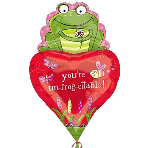 You're Un-Frog-Ettable! 100CM bestellen of bezorgen online