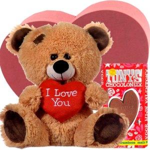 i love you beer met valentijn tony's bestellen of bezorgen online