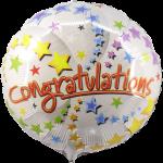 Felicitatie ballon versturen bestellen of bezorgen
