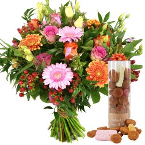 Sinterklaas bloemen cadeau bestellen of bezorgen