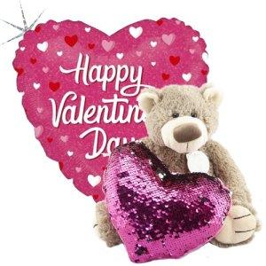 Bella pink valentine bestellen of bezorgen online