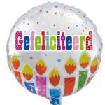 Gefeliciteerd Candles bestellen of bezorgen online