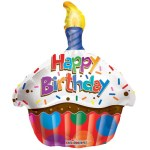 Happy Birthday Cupcake bestellen of bezorgen online