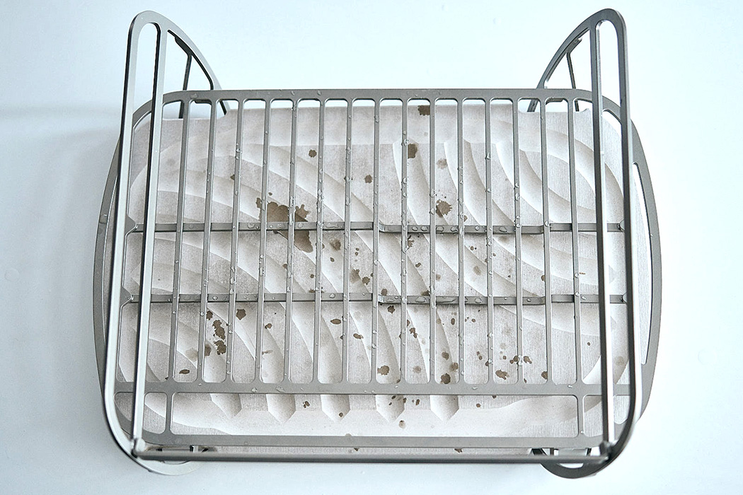 a review on a self drying dish rack
