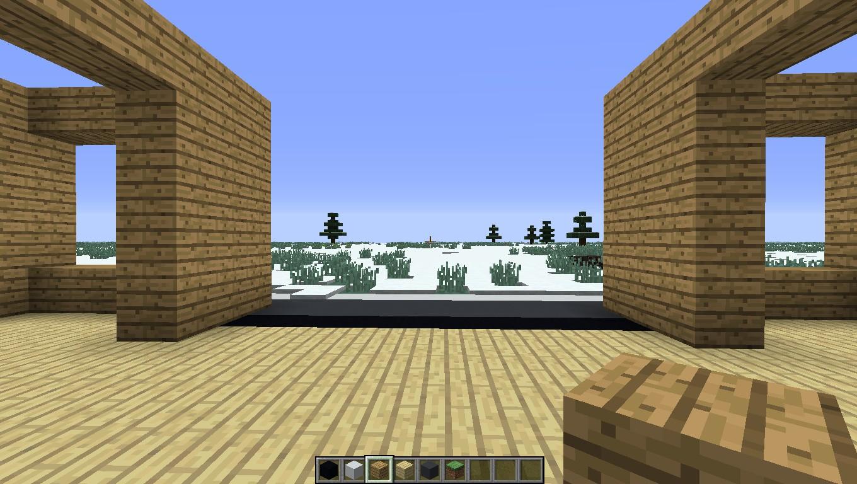 Чертежи дома в майнкрафт. Как построить красивый дом в Minecraft
