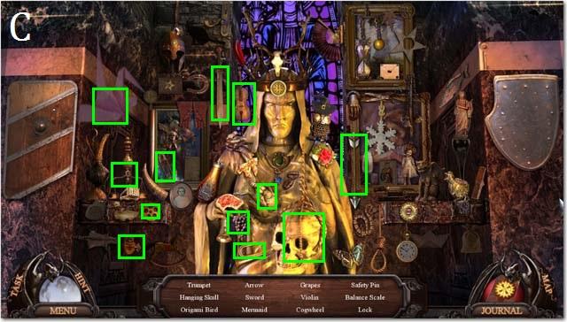 Oscuros misterios Lore: La cacería por la Verdad