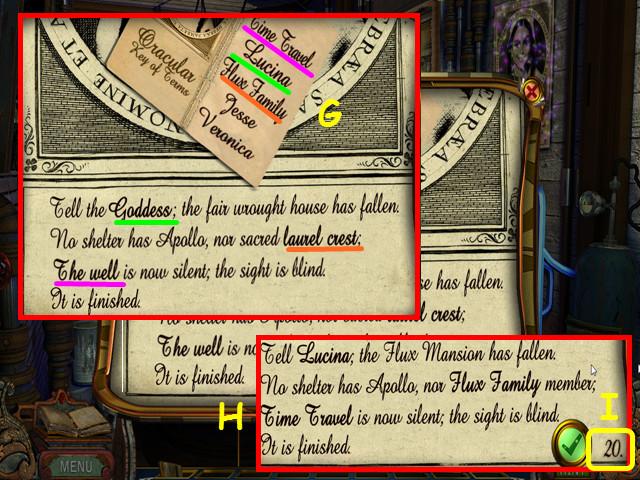 Flux Family Secrets: El libro de los oráculos