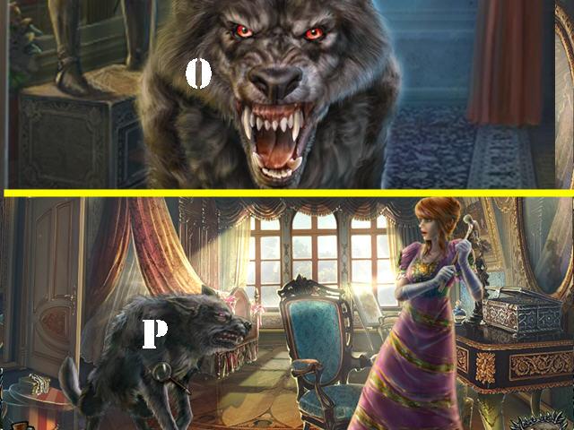 Shadow Wolf Mysteries: Wedding Maldito