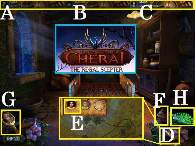 Le colline oscure di Cherai: lo scettro Regal