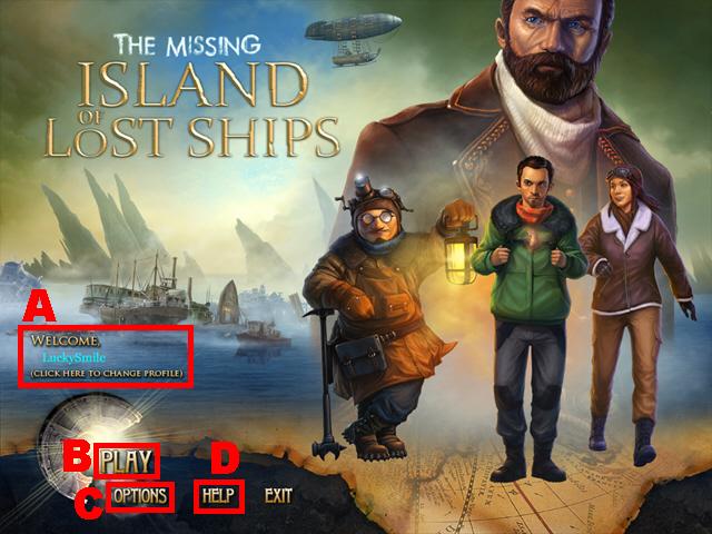 Il Missing: Isola dei perduti Navi
